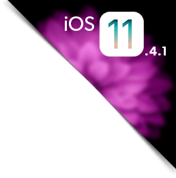 Now supporting iOS 11.4.1